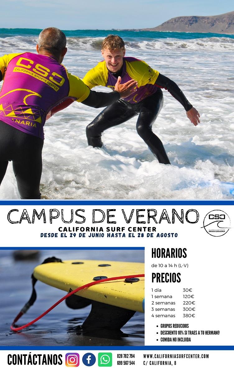 CAMPUS DE VERANO CSC